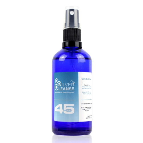 SilverCleanse™ 45ppm colloidal silver 50ml Colloidal Silver Spray (45ppm)